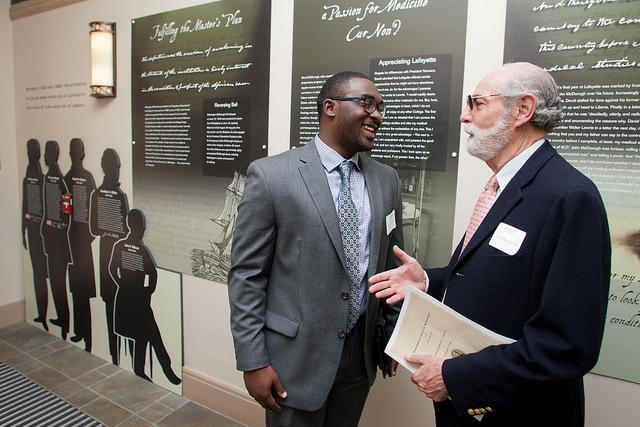 Paging Dr. McDonogh · Mcdonogh · Lafayette College